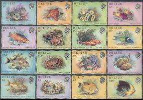 Belize Animals On Stamps   Asia Stamp Collecting  Bangladesh  Elephant  Leopard  Birds of Prey Owls Hawks Eagles Animals FISH  Spotted Deer BRASIL Bear Tiger  Stamps  Topical Stamps  Wildlife  Marine life
