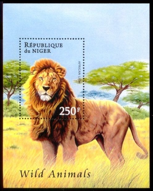 animals on stamps Lions on stamps Wild Cats on stamps  Big Cats Wild Animals Niger stamp  postage stamp zoo Africa Wild Animals on Stamps African Stamps African Wild Animals African Wildlife on Stamps Lion Panthera leo  African lion on stamps topical stamps collecting topical stamps collecting animals on stamps collecting African wildlife on stamps collecting stamps from Niger collecting postage stamps mammals on stamps mammalia king of the jungle the African lion Panthera circus on stamps collecting wildlife on stamps collecting postage stamps species of African wildlife collecting animals on stamps fauna