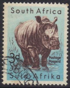 SOUTH AFRICA STAMP SCOTT# 204