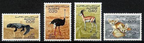 Algeria- E186 Wildlife MNH