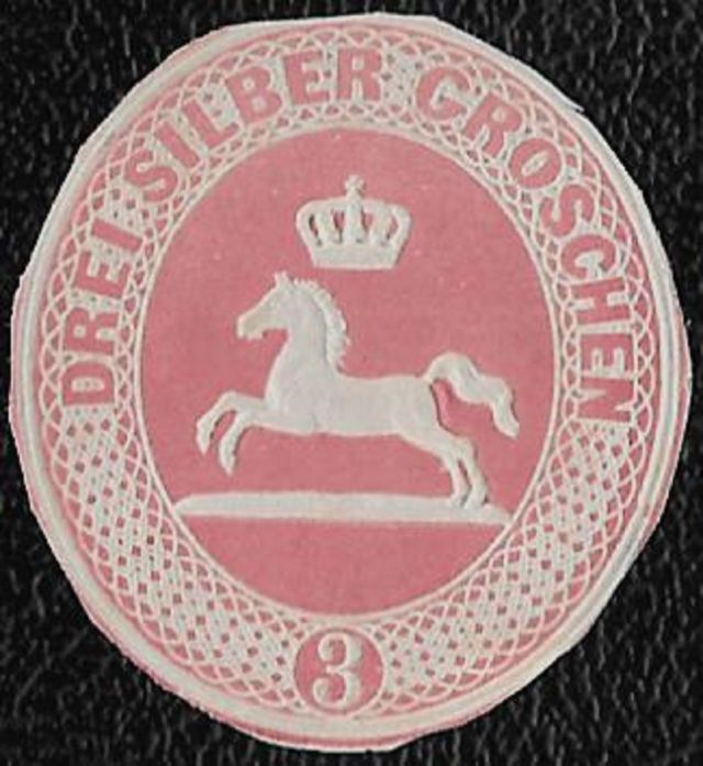 1852 Brunswick Germany Jumping Horse Embossed 3sg Cut-square postage stamps  horses on stamps  animals on stamps wildlife stamps topical stamp collecting thematic stamp collector  collecting postage stamps as a hobby horse breeds types of horses stamp collector of fauna wild animals on stamps wildlife on stamps mammals on stamps postage stamps of the world